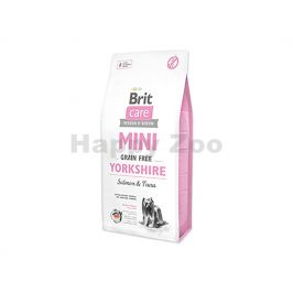 BRIT CARE Grain-Free Mini Yorkshire Salmon & Tuna 7kg