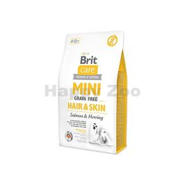 BRIT CARE Grain-Free Mini Hair & Skin Salmon & Herring 2kg