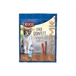 TRIXIE Premio Quintett tyčinky jehněčí/krůta 5x5g
