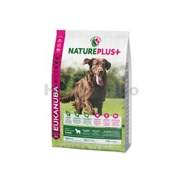 EUKANUBA Nature Plus+ Adult Large Breed Rich in Freshly Frozen L