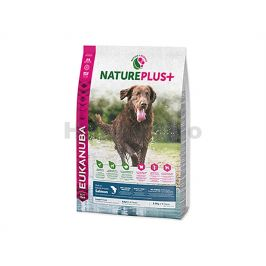 EUKANUBA Nature Plus+ Adult Large Breed Rich in Freshly Frozen S
