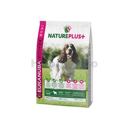 EUKANUBA Nature Plus+ Adult Medium Breed Rich in Freshly Frozen