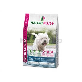 EUKANUBA Nature Plus+ Adult Small Breed Rich in Freshly Frozen S