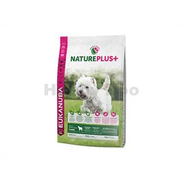 EUKANUBA Nature Plus+ Adult Small Breed Rich in Freshly Frozen L