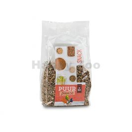 PUUR Pauze Snack - směs divokých semen pro malé ptáky 250g