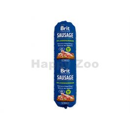 BRIT Sausage Chicken & Venison 800g