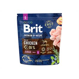 BRIT Premium by Nature Junior (S) 1kg