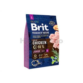 BRIT Premium by Nature Junior (S) 3kg