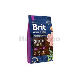 BRIT Premium by Nature Adult (S) 8kg