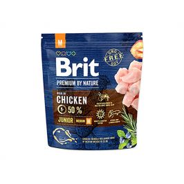 BRIT Premium by Nature Junior (M) 1kg