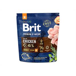 BRIT Premium by Nature Adult (M) 1kg