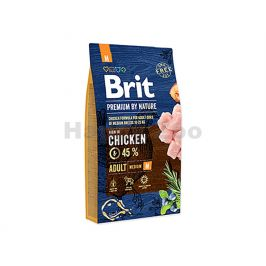 BRIT Premium by Nature Adult (M) 8kg