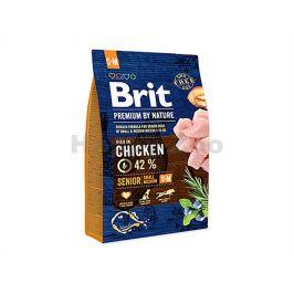 BRIT Premium by Nature Senior (S+M) 3kg