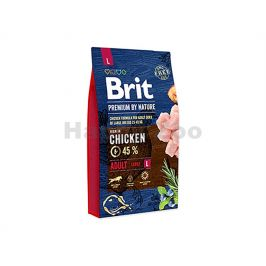 BRIT Premium by Nature Adult (L) 8kg