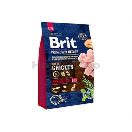 BRIT Premium by Nature Senior (L+XL) 3kg