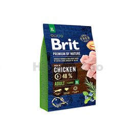 BRIT Premium by Nature Adult (XL) 3kg