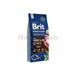 BRIT Premium by Nature Light 15kg