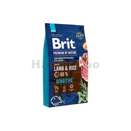 BRIT Premium by Nature Sensitive Lamb 8kg