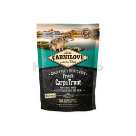 CARNILOVE Dog Fresh Carp & Trout for Adult Dogs 1,5kg