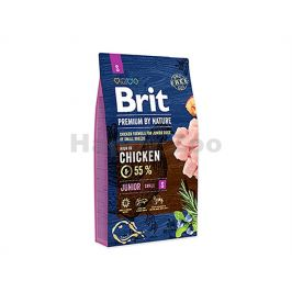 BRIT Premium by Nature Junior (S) 8kg