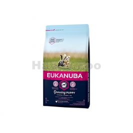 EUKANUBA Toy Breed Growing Puppy 2kg