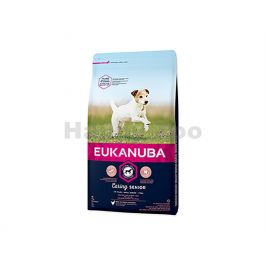EUKANUBA Small Breed Caring Senior 3kg