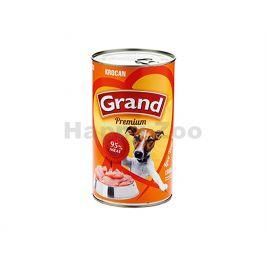 Konzerva GRAND Premium krocaní 1300g