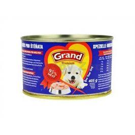 Konzerva GRAND Premium speciální směs pro štěňata 405g