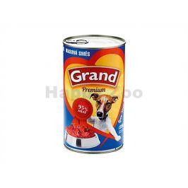 Konzerva GRAND Premium masová směs 1300g