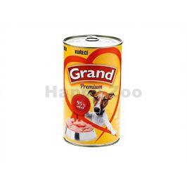 Konzerva GRAND Premium kuřecí 1300g