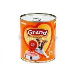 Konzerva GRAND Premium krocaní 850g