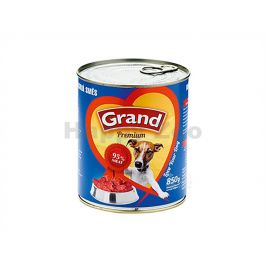 Konzerva GRAND Premium masová směs 850g