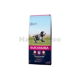 EUKANUBA Medium Breed Caring Senior 15kg