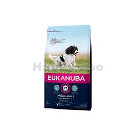 EUKANUBA Medium Breed Active Adult 3kg