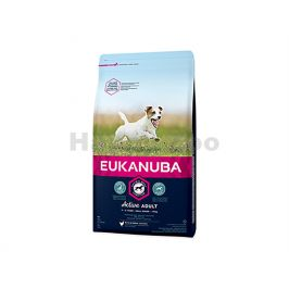EUKANUBA Small Breed Active Adult 3kg