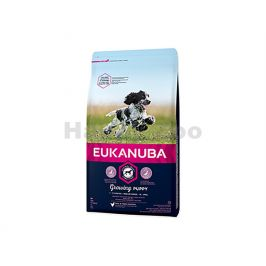 EUKANUBA Medium Breed Growing Puppy 3kg