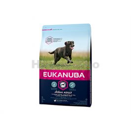 EUKANUBA Large Breed Active Adult 3kg