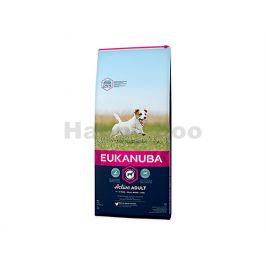 EUKANUBA Small Breed Active Adult 15kg