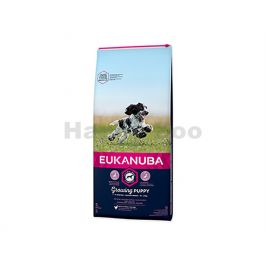 EUKANUBA Medium Breed Growing Puppy 15kg