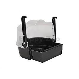 Plastová koupelna TRIXIE (XXL) 19x21x21cm (MIX BAREV)