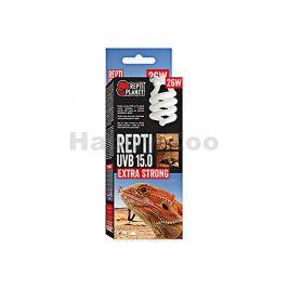 Žárovka REPTI PLANET Repti UVB 15.0 Extra Strong (26W)