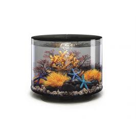 Akvarijní set BIORB Tube LED černý (35l)
