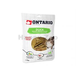 ONTARIO Cat Duck Boiled Breast Fillet 70g