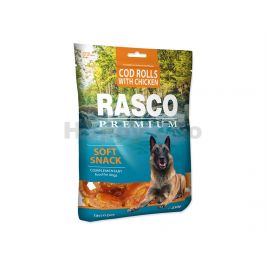 RASCO Premium Cod Rolls with Chicken 230g