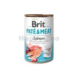 Konzerva BRIT Paté & Meat Salmon 800g