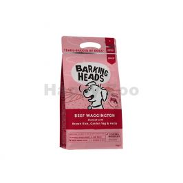 BARKING HEADS New Beef Waggington 12kg