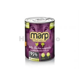 Konzerva MARP Holistic Mix Chicken + Vegetable 400g