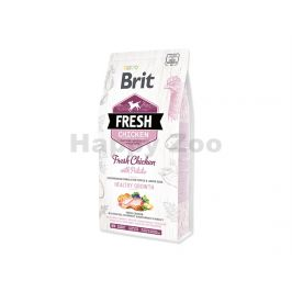 BRIT Fresh Chicken with Potato Puppy Health Growth 2,5kg