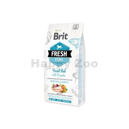 BRIT Fresh Fish with Pumpkin Adult Large Muscles & Joints 2,5kg