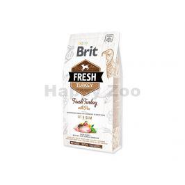 BRIT Fresh Turkey with Pea Light Fit & Slim 2,5kg